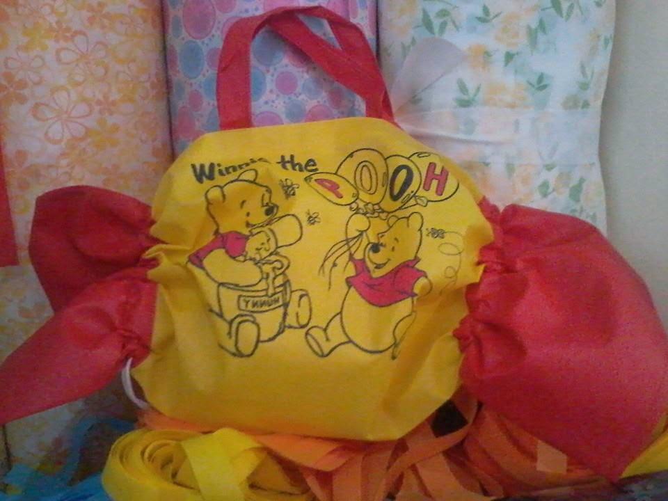 Tas Permen The Pooh Murah