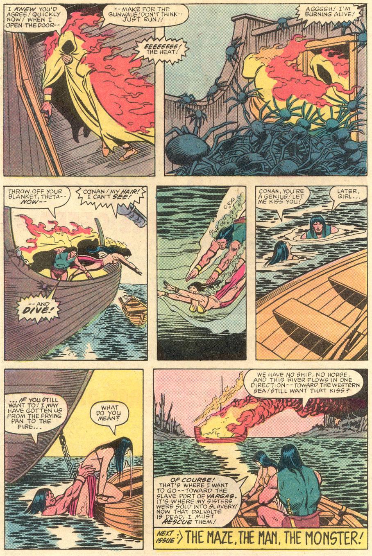 Conan the Barbarian (1970) Issue #141 #153 - English 23