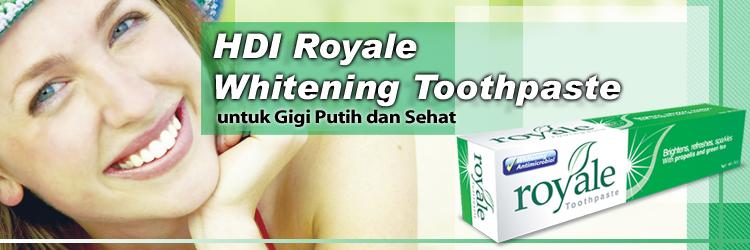 royale whitening