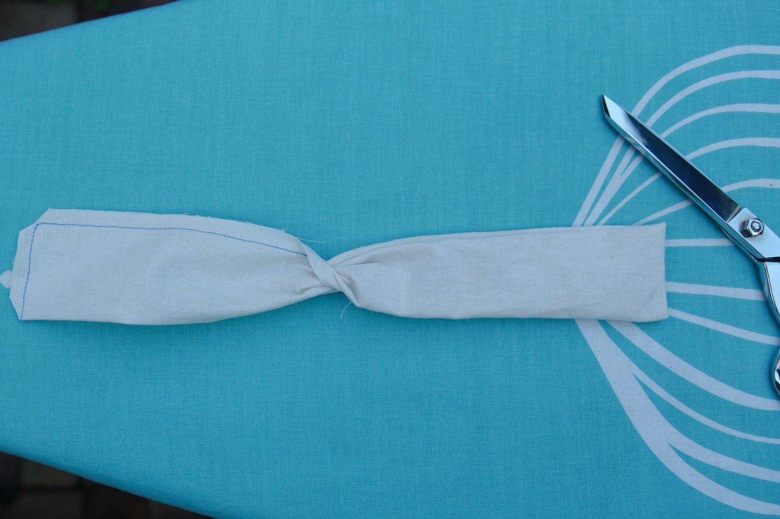 how to make a pretty bow belt