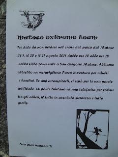 Matese Extreme Team San Gregorio Matese