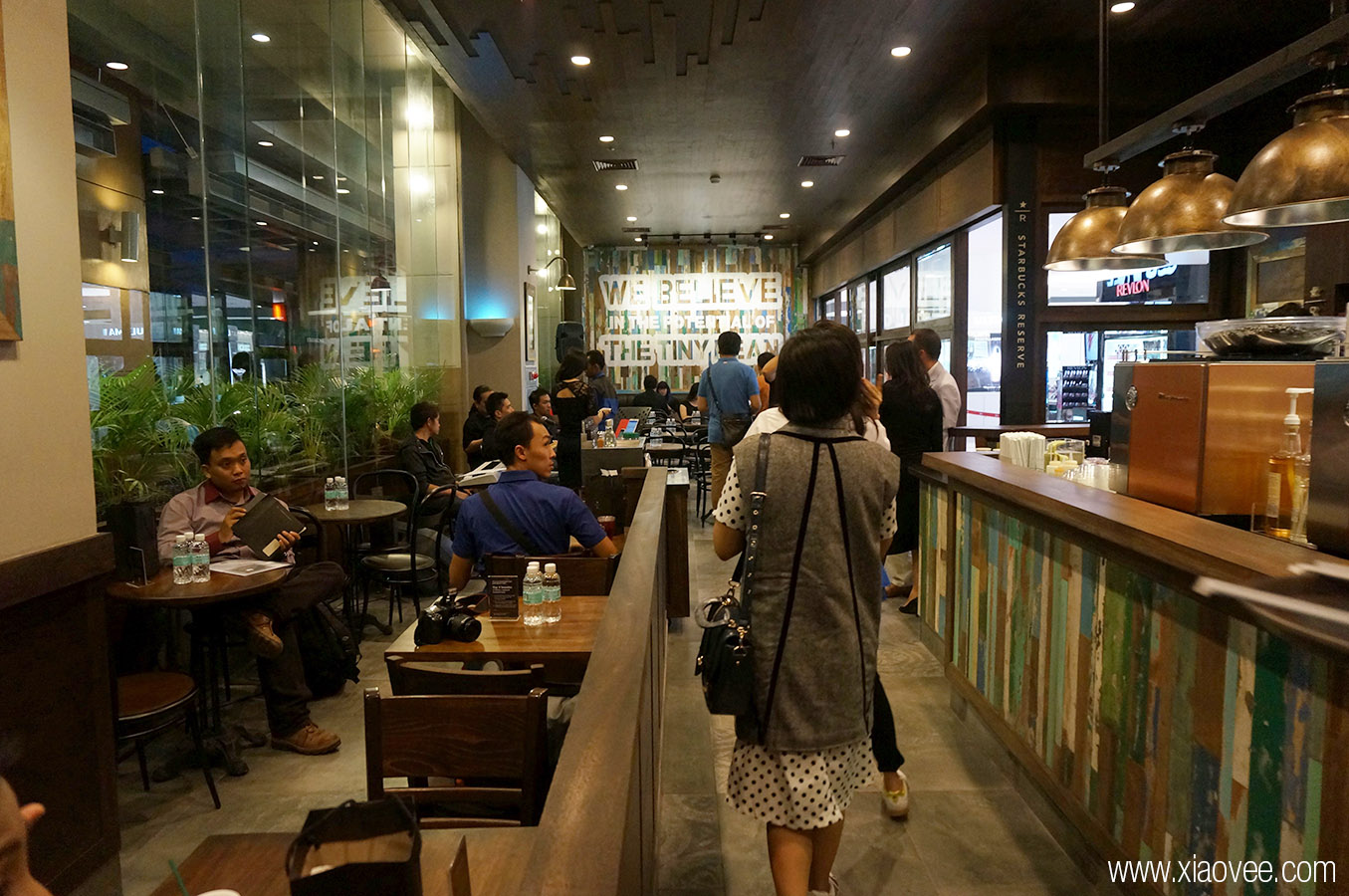 Starbucks Reserve in Surabaya
