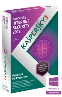 Kaspersky IS 2013 Free 1 Year License
