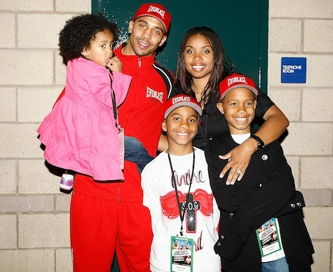 All Sports Stars: Andre Ward with Wife Pics Badminton Player Png