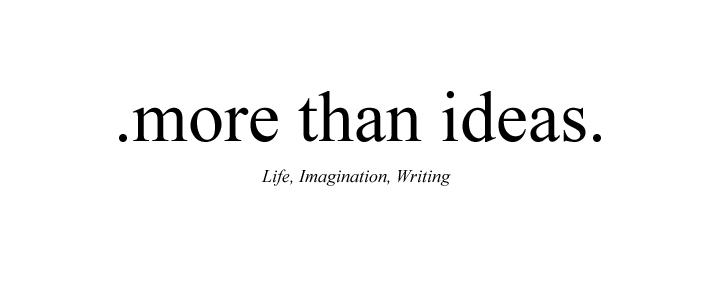 More Than Ideas