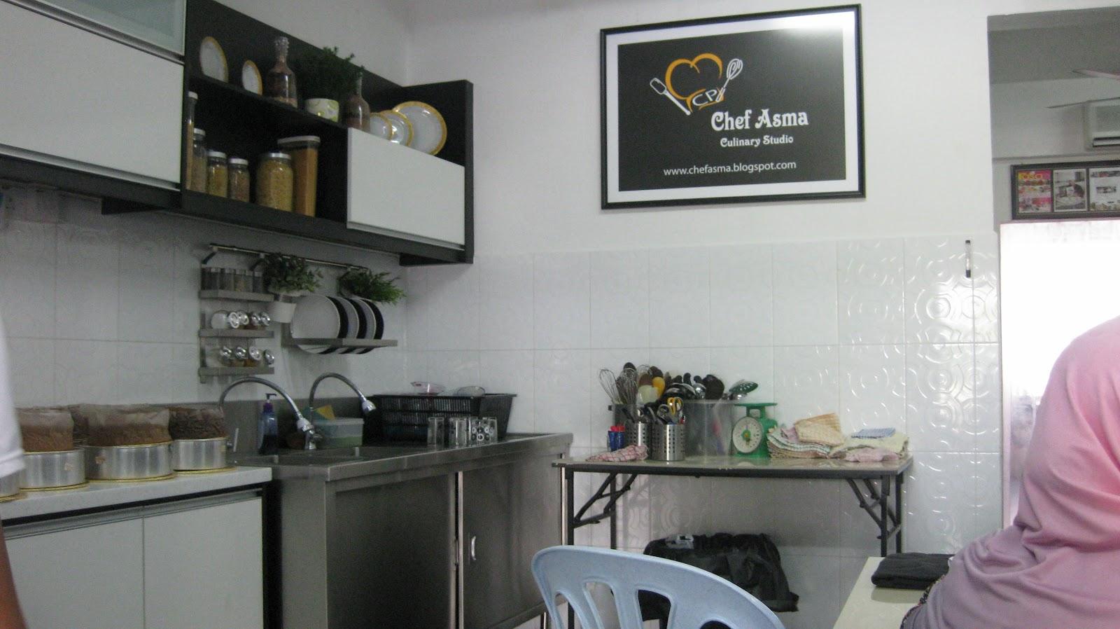 Mila delight kelas steambuttercream basketweave for Asma t salon lahore