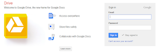 google-drive-gmail-login