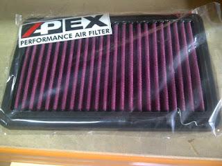 Filter Udara Mazda Lantis Apex (M3230)