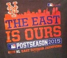 2015 N.L. Eastern Champions