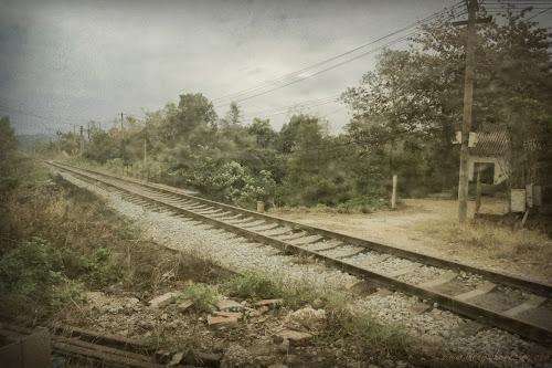 Railway in Vietnam