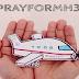 Mari Kita Doakan Keselamatan Penumpang MH370