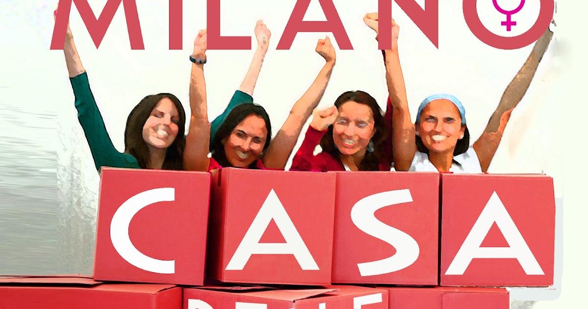 Politica femminile regione lombardia la casa delle donne for La casa rosa milano