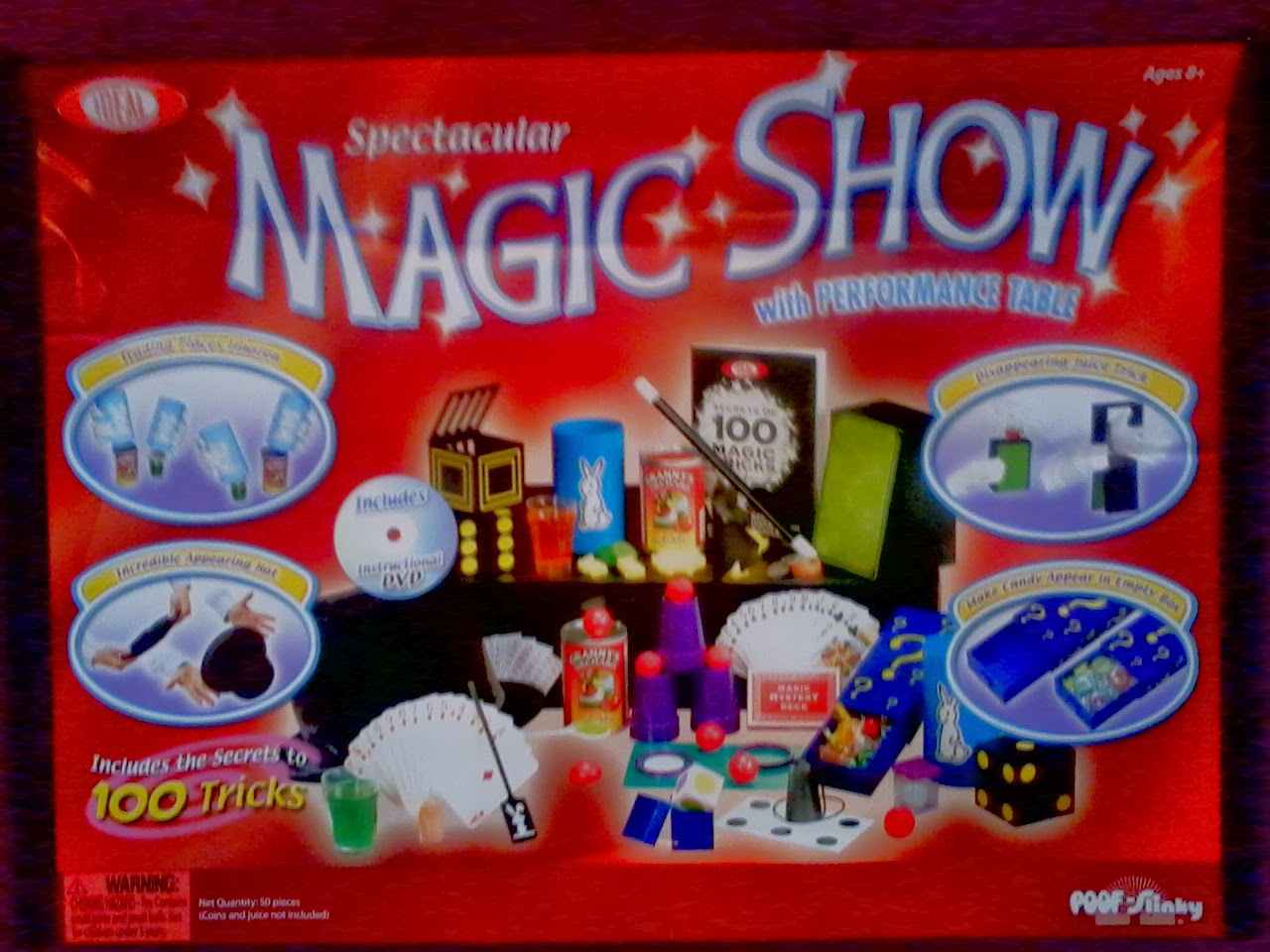 Magic Show Toys 91