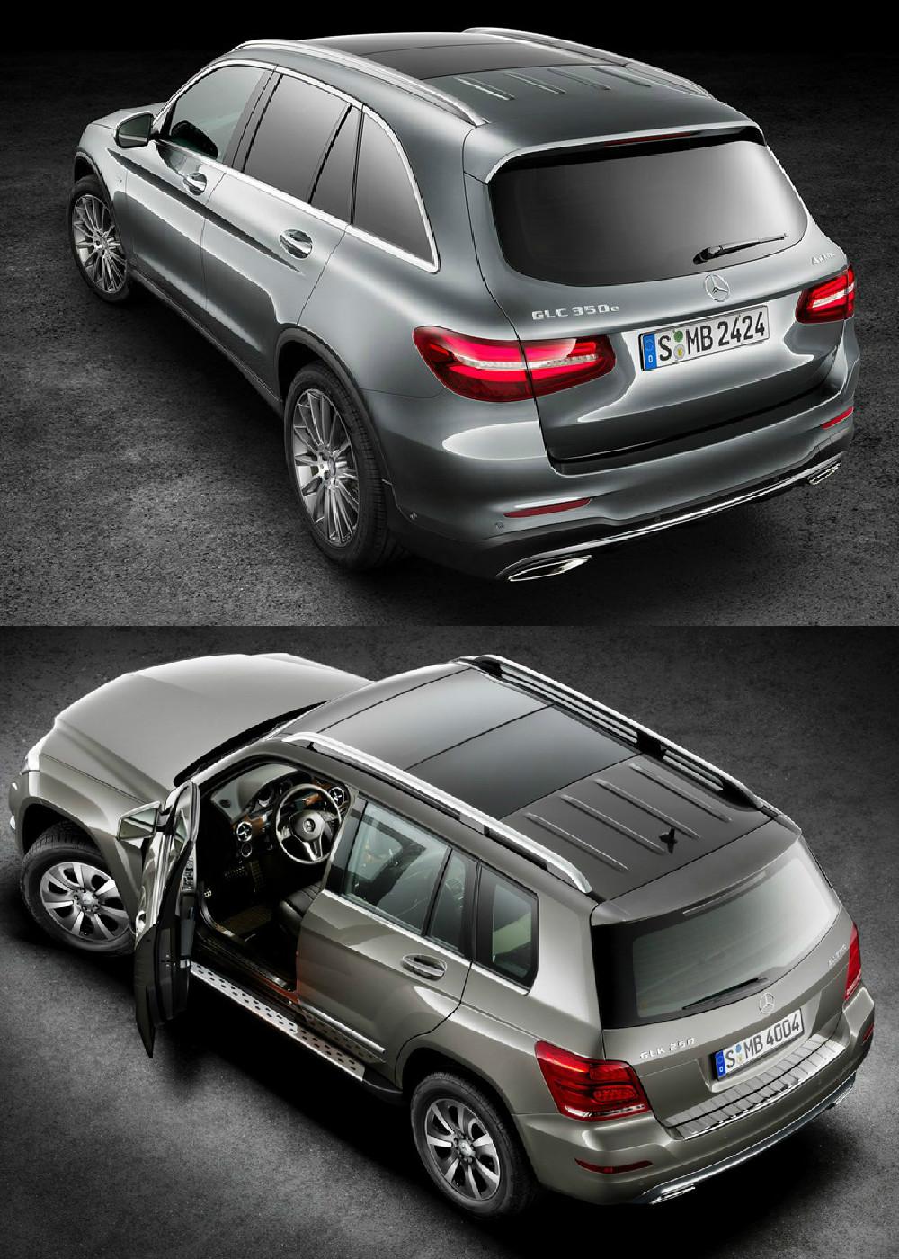 Bmw X3 Fiyat >> Mercedes GLC - Mercedes GLK Karşılaştırması - Sekiz Silindir