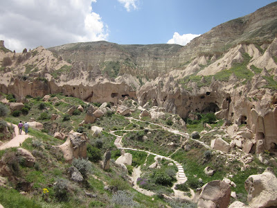 La Capadocia - museo al aire libre