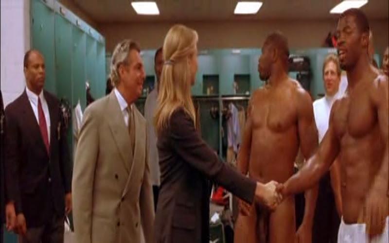 Any given sunday nude guy