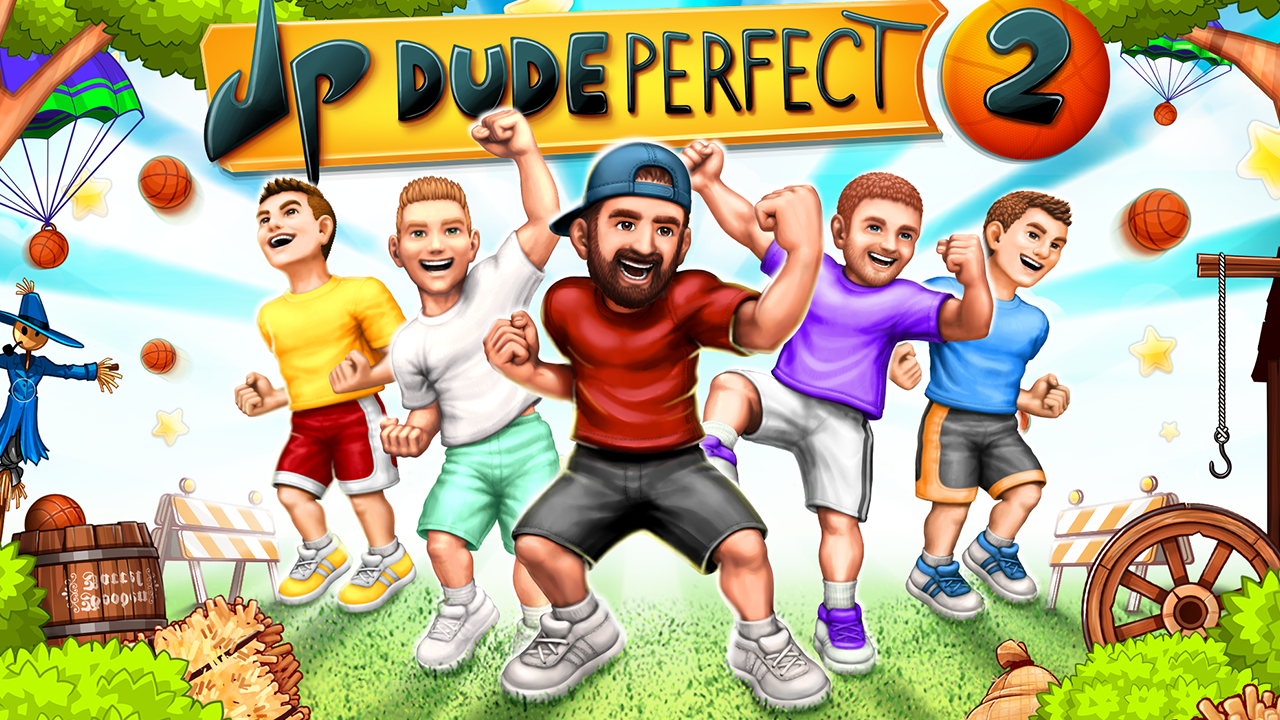 Dude Perfect 2 Gameplay IOS / Android