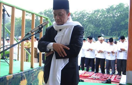 Tifatul Shalat Idul Fitri
