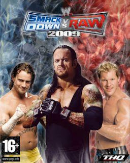 WWE Smackdown VS Raw 2009 Highly Compressed (80)mb only
