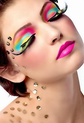 maquilhagem artistica