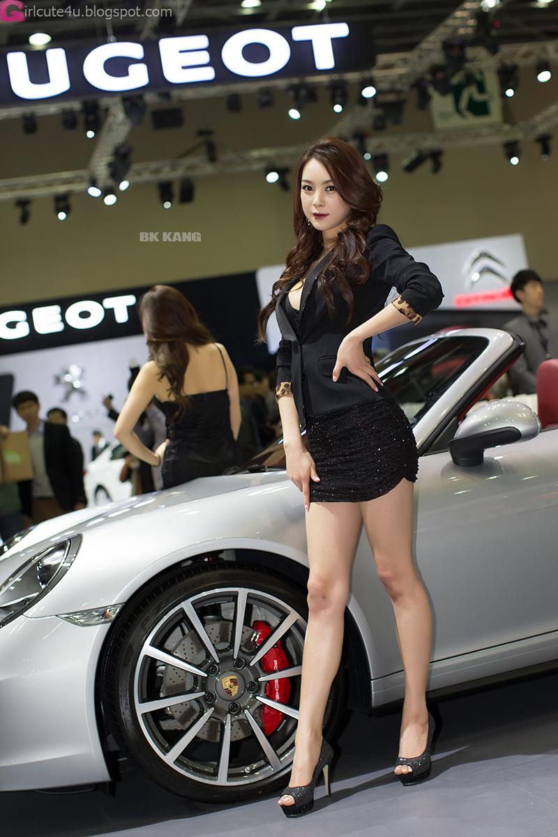 xxx nude girls: Beautiful Ju Da Ha in Laced Mini Dress