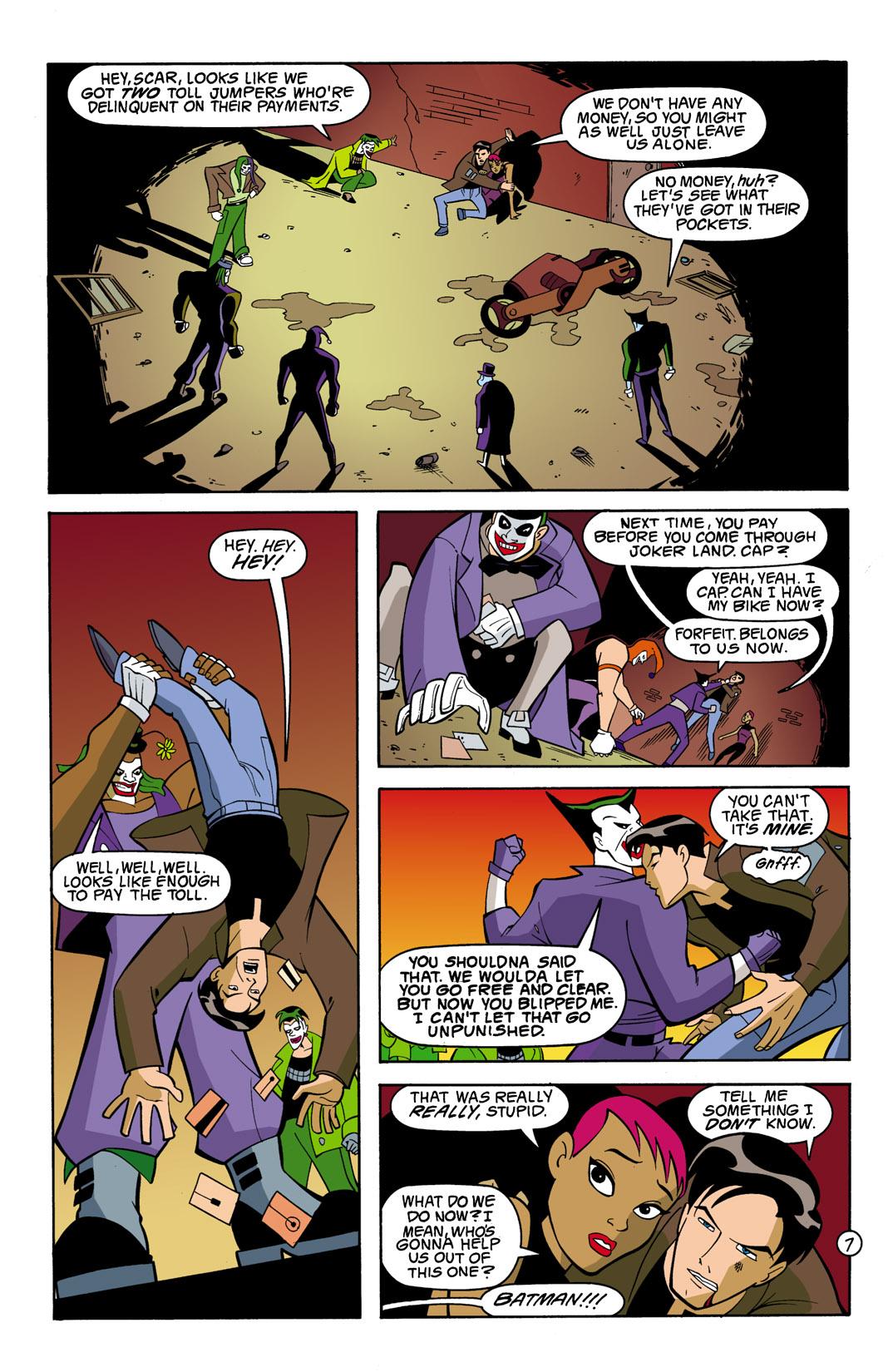 Batman Beyond [II] Issue #7 #7 - English 8