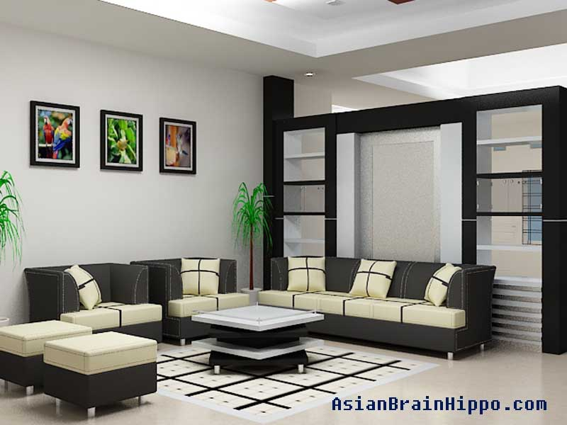 Description: CONTOH-TIPS-MEMILIH WARNA CAT DINDING RUMAH-MINIMALIS ...