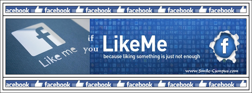 Custom Facebook Timeline Cover Photo Design Border - 2