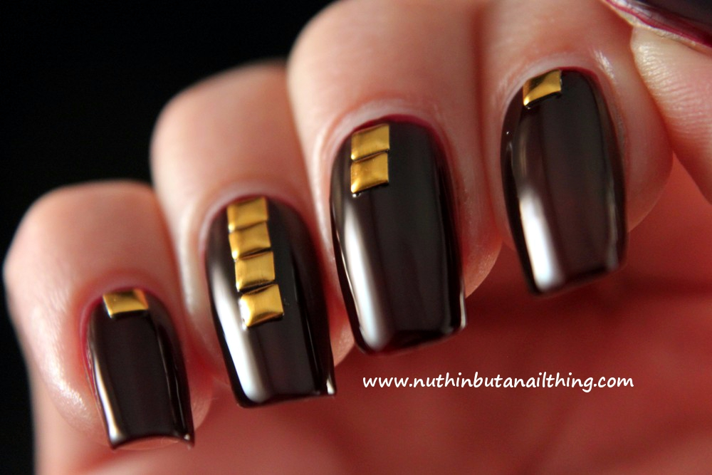 nuthin' but a nail thing: Jacava London - Damson Delight
