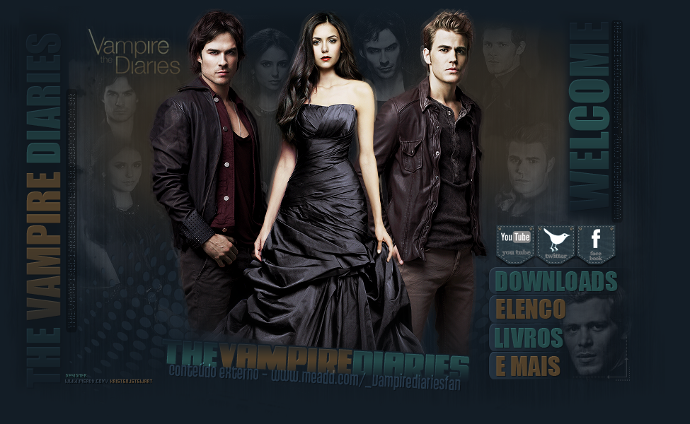 THEVAMPIREDIARIESFAN.TK • ALL ABOUT TVD YOU FIND HERE.