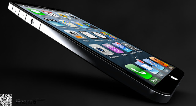 IPhone 6 front view