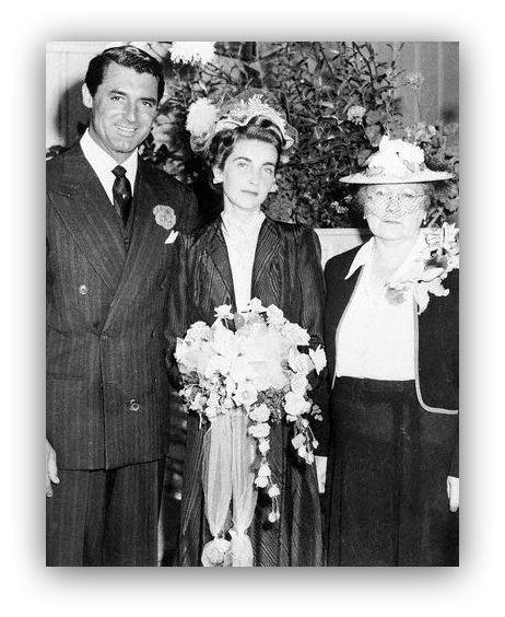 Barbara Hutton Cary Grant