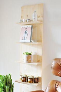 hylder du selv kan lave derhjemme i enkelt billigt træ