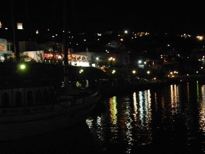 Mykonos After Dark, photo by Ruth
