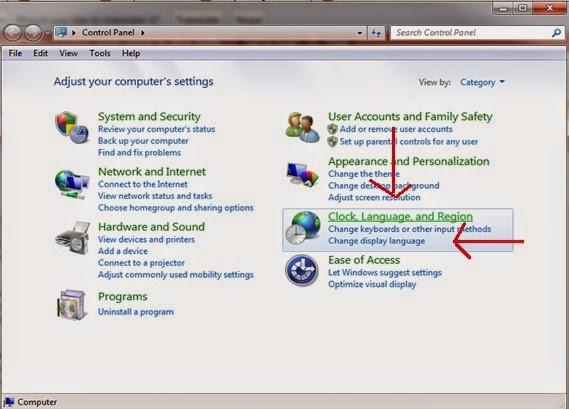 Cara Mudah Menulis Huruf Arab di Microsoft Word Windows 7