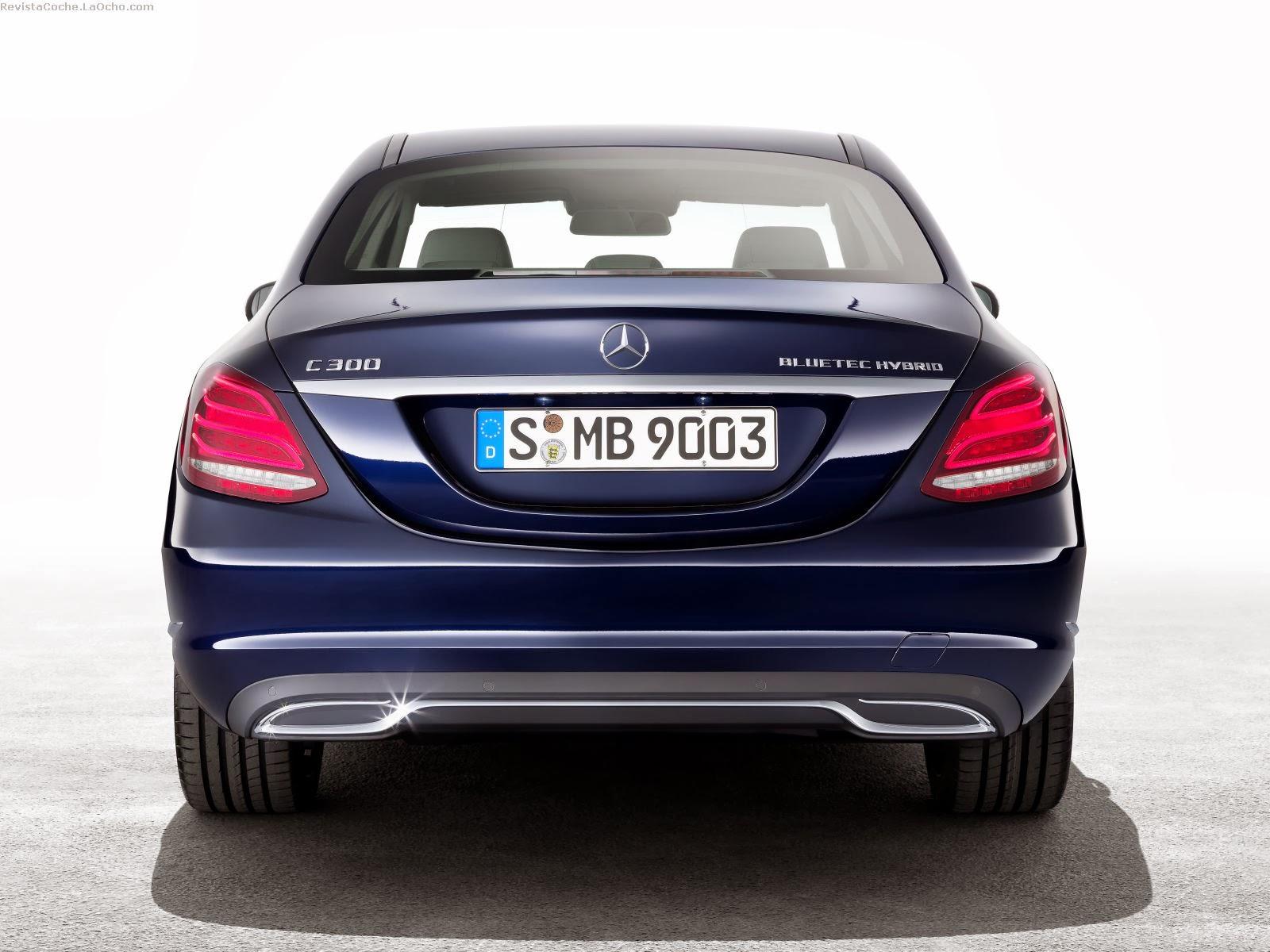 Revista Coche: Nuevo Mercedes-Benz Clase C 2014