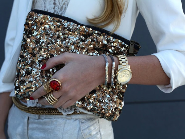 How To Rock a Clutch
