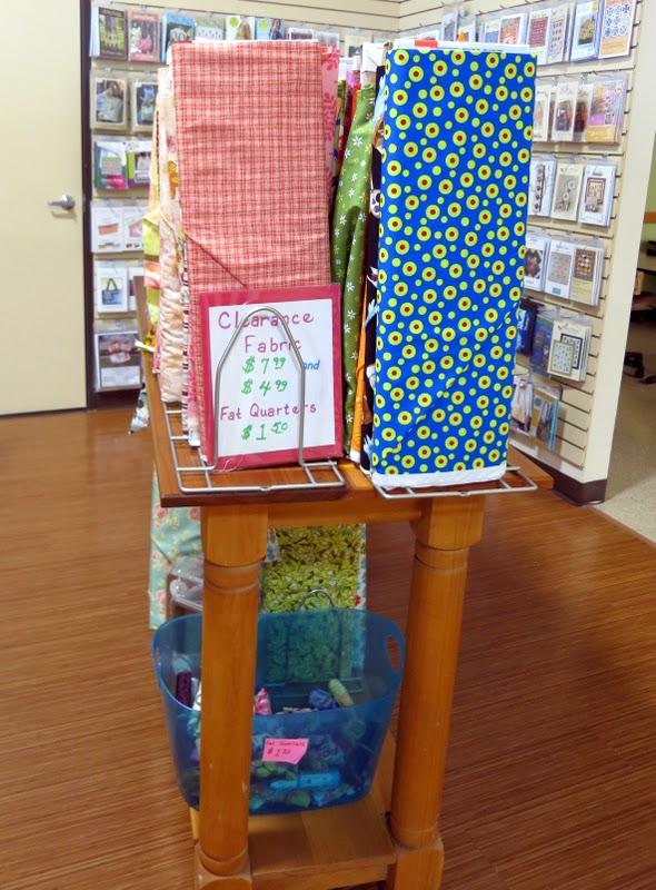 Southpaw Crafts Sew San Antonio Virtual Fabric Shop Hop