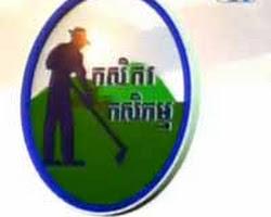 [ CTN TV ] 05-Sep-2013 - TV Show, Agriculture, Kasekam, News