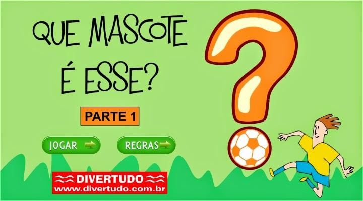Conheça os mascotes da Copa