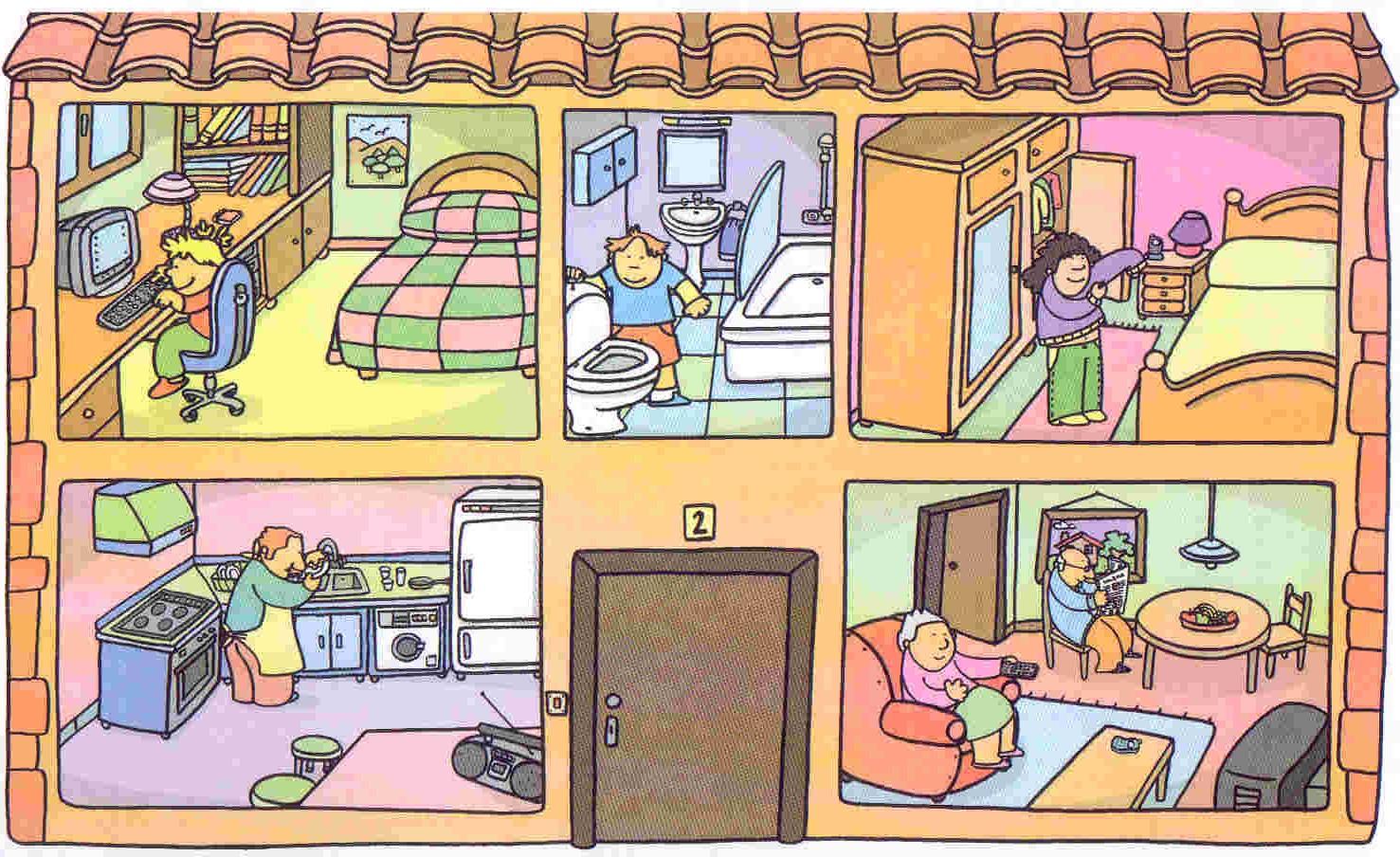 Baño Maria Cocina Definicion:La Casa De Mickey Mouse Detective DVDRip