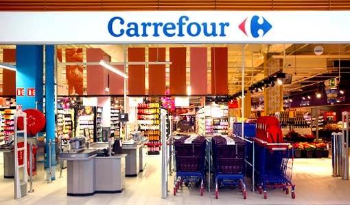 Bisnis Carrefour Dikembangkan dalam Multiformat
