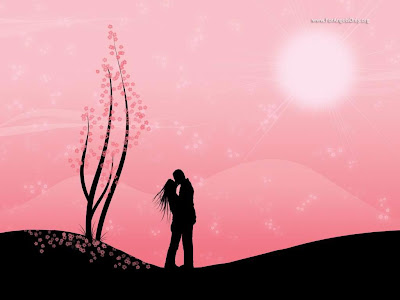 Does Love Have A Set Formula For Success? - love wallpaper - lissing at sunset