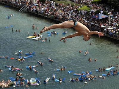 Red Bull Cliff Diving Seen On www.coolpicturegallery.us