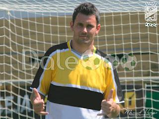 Giancarlo Da Silva Moro - Oriente Petrolero - DaleOoo.com sitio del Club Oriente Petrolero