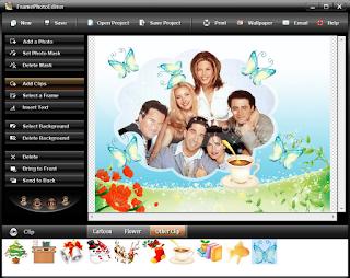 תוכנה למסגרות לתמונות עיצוב ועריכת תמונות להורדה חינם