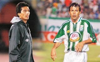 Oriente Petrolero - Alvaro Peña, Erwin Sánchez - DaleOoo.com sitio del Club Oriente Petrolero