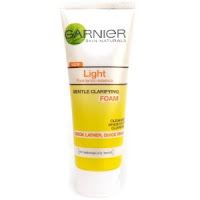 Garnier Light Gentle Clarifying Foam