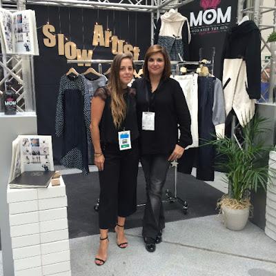 Stand de Slow Artist en la última edición de MFShow Women