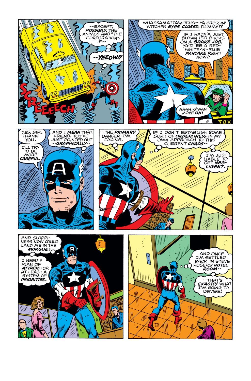 Captain America (1968) Issue #223 #137 - English 8